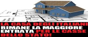 Riforma del fisco : la casa nel mirino delle tasse!