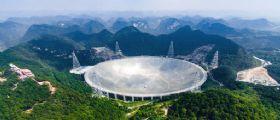 Il radiotelescopio FAST è in ascolto