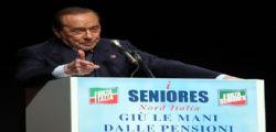 Silvio Berlusconi, non ho detto cogli... senza Forza Italia il centrodestra non esiste