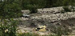 Frana Val Ferret : trovato il corpo della seconda vittima, la moglie di Vincenzo Mattioli