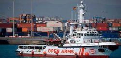 La Open Arms attraccherà in Spagna! L
