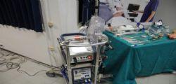Con l'Ecmo portatile l'Opa ancora di più eccellenza della cardiochirurgia pediatrica regionale e nazionale