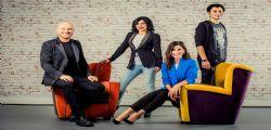 Anticipazione Amici : il serale riparte con Laura Pausini e Fabri Fibra