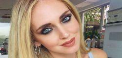 Si vede tutto senza reggiseno! Chiara Ferragni hot su Instagram