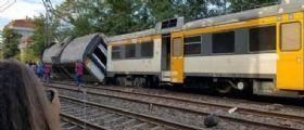 Spagna, deraglia un treno : Almeno 4 morti e molti feriti