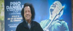 Pino Daniele, Il tempo resterà : Il documentario evento a due anni dalla sua morte