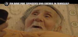 Le Iene : 90enne rischia di essere sgomberato fra pochi giorni