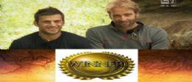 Pechino Express 2 : I vincitori Massimiliano Rosolino e Marco Maddaloni