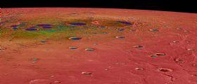 MESSENGER chiude in bellezza con nuove incredibili immagini di Mercurio