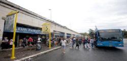 Fermato 47enne per la donna spinta sotto la metro a Roma