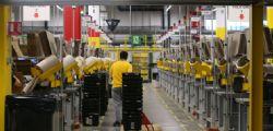Amazon : Un sistema automatico indica i lavoratori da licenziare
