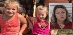 Sarah Nicole Henderson : Sono venuti a prendermi, madre prende la pistola e uccide le due figlie di 5 e 7 anni