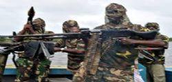 Strage Boko Haram in Nigeria :  Bimbi bruciati vivi