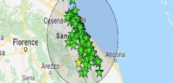 Ci saranno sicuramente repliche! Terremoto magnitudo 4.2 in Emilia, epicentro a Santarcangelo di Romagna
