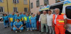 Intensa l'attività socio sanitaria della Misericordia di Bagnone: appello per avere i volontari ed i ragazzi del Servizio Civile