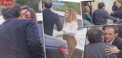 Ambra Angiolini porta Massimiliano Allegri in famiglia ... nozze in vista