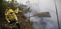 Amazzonia, Bolsonaro e gli incendi in una china di credibilità internazionale