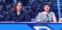 X Factor 10 sesto live : Manuel Agnelli offeso abbandona lo studio dopo le parole di Arisa