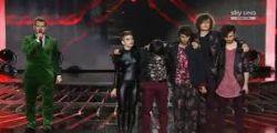 X Factor 7 Streaming Quarto Live video : Eliminati Roberta e Street Clerks
