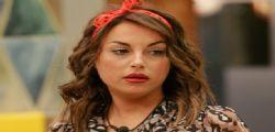 Francesca De André scopre al Gf il tradimento del fidanzato, che l'aveva lasciata su Instagram