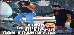 Francesca Sofia Novello : Io e Valentino Rossi ci amiamo...