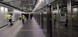 Falso Allarme esplosioni in metro Roma : panico tra i passeggeri