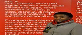 Cécile Kyenge ed i razzisti: una vergogna!