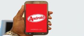 Android 4.4.2 KitKat arriva anche sul Galaxy S4 in Italia