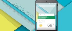 Nexus 5 si aggiorna via OTA ad Android 5.1