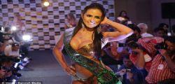 Miss Bumbum 2013 : Daiane Macedo è il lato B più bello del Brasile