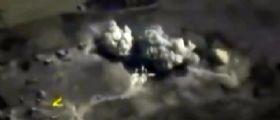In Siria 141 raid russi in due giorni : Colpite 472 infrastrutture dell