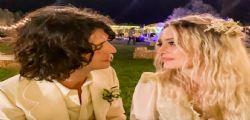 Nozze in gran segreto in Toscana! L'attrice e il cantante si sono sposati