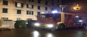 Genova : cade controsoffitto in un centro accoglienza ricavato in appartamento
