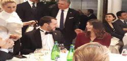Matteo Salvini e Elisa Isoardi di nuovo insieme per cena di gala di Alis