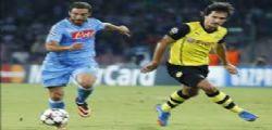 Borussia Dortmund-Napoli Streaming Diretta Partita e Online Gratis Champions League