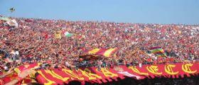 Calcio : A Lecce 4 partite a porte chiuse