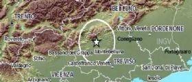 Terremoto Oggi : Forte scossa in Grecia di magnitudo 4.7 , Sisma anche in Veneto