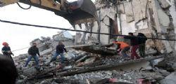 Albania, live terremoto di magnitudo 6.5 : paura in Puglia e Basilicata