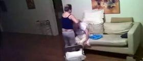 Video choc Argentina : Badante maltratta donna anziana di 94 anni malata di Alzheimer