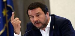 Matteo Salvini apre la sua campagna elettorale