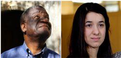 Premio Nobel per la Pace a Mukwege e Murad