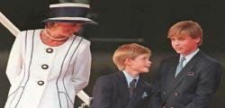 Ecco cosa William e Harry per ricordare Lady Diana nel giorno della sua morte
