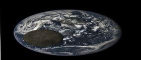 Il satellite DSCOVR riprende un transito EPIC!