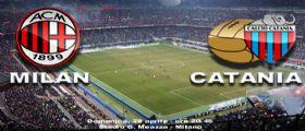 Milan Catania Streaming Diretta Serie A e Online Gratis