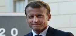 Francia : Cala ancora la popolarità del Presidente Macron