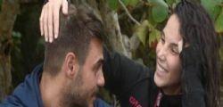 Isola dei Famosi 2018 : Francesco Monte piange.. Paola Di Benedetto lo consola