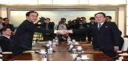 Corea Nord : Pyongyang invia delegazione a Olimpiadi 2018
