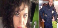 La Guardia giurata Vincenzo Valicenti uccide la moglie di 31 anni Angela Ferrara