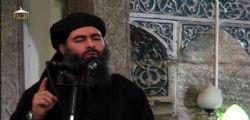 ISIS : Nuovo messaggio audo del Califfo Al Baghdadi