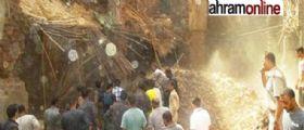Egitto, crolla palazzina di 3 piani : morti 4 bambini